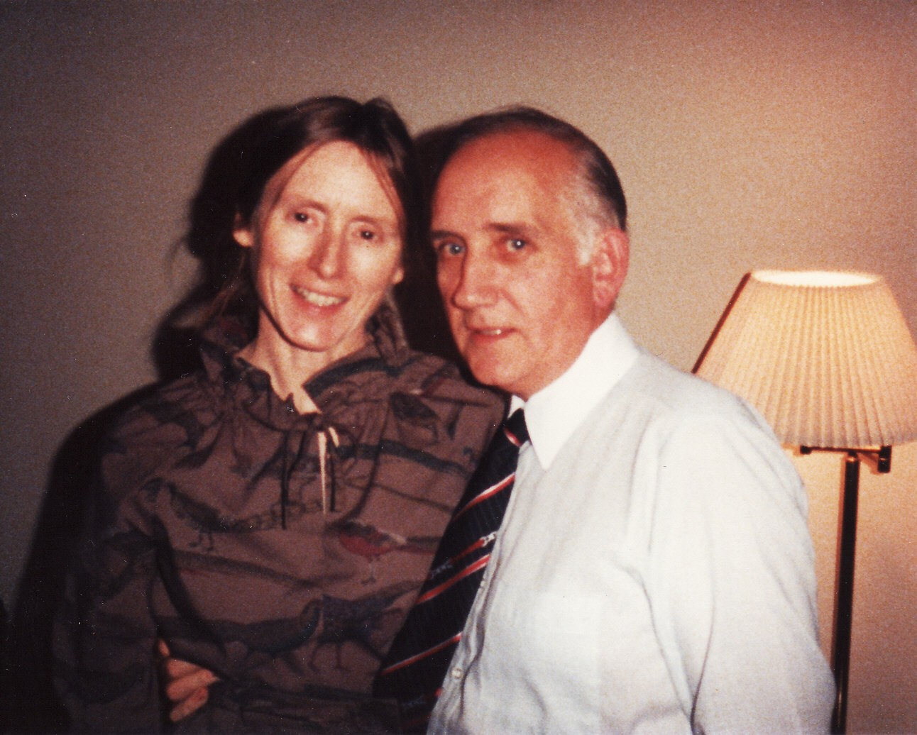 Neil and Edith Short, 1985